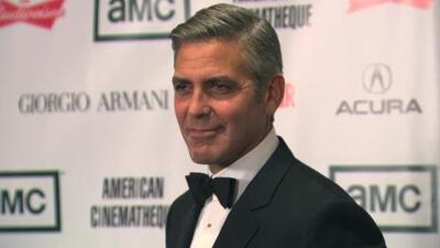 George Clooney es nuestro #ManCrushMonday