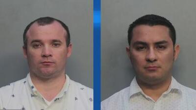 Arrestan a dos sacerdotes hispanos acusados de realizar actos sexuales en público