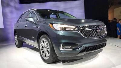 Nueva York 2017: Con la nueva Enclave 2018 Buick espera cambiar el mundo de las crossovers de lujo