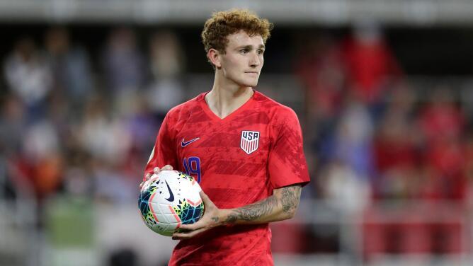 No cederá Werder Bremen a Josh Sargent a Team USA