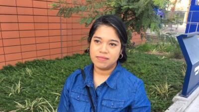 """""""Allá tendríamos una mejor vida"""": sin el TPS esta salvadoreña ahora ve hacia Canadá"""
