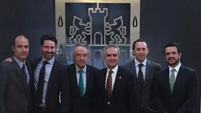 La Ciudad de México oficializó su candidatura como una de las sedes del Mundial de 2026