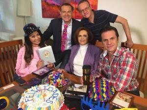 En Despierta América celebramos el cumpleaños de Alan Tacher