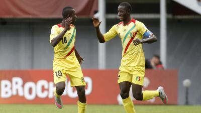 Mali 3-0 Corea del Norte: Mali goleó a Corea del Norte y se mete a cuartos