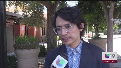 Alzan la voz por inmigrantes arrestados en otras áreas y llevados a las oficinas de ICE en Stockton