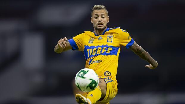 'Diente' López no terminó el entrenamiento y es baja en Tigres
