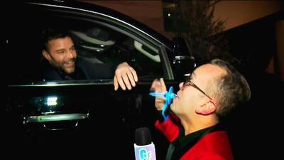 """Carlitos 'El Productor' le pide a Ricky Martin que lo adopte y él responde con un rotundo """"no quiero más"""""""