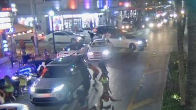 Así vivieron minutos de pánico y caos en Miami Beach cuando asesinaron al rapero 'AAB Hellabandz'