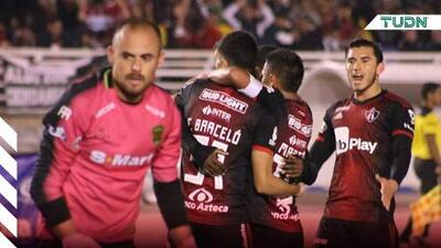 Atlas gana la Copa Revolución a FC Juárez