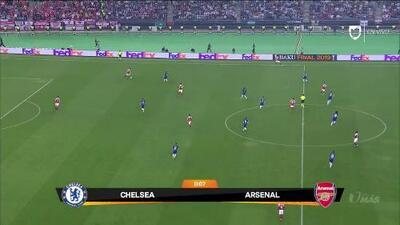 Highlights: Arsenal at Chelsea on May 29, 2019