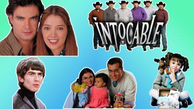 Las noticias de entretenimiento que compartían la primera plana con 'El Chapo' en el 2001