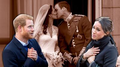 La boda del príncipe Harry y Meghan Markle acabará sin el tradicional beso en el balcón 💔