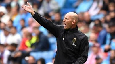 ¿Se juega Zidane su permanencia en el Real Madrid ante Sevilla?
