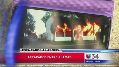 Noticias Univision 34 A las Seis - Promo