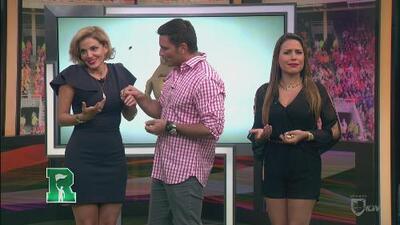 Malillany Marín jugó El Sapo y ganó 300 dólares