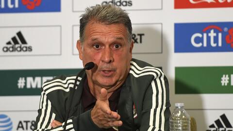 """Gerardo Martino: """"Debo hacer respetar a la selección"""""""