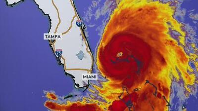 Dorian sigue detenido y dejando devastación en las Bahamas como huracán de categoría 3