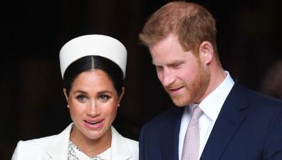 """""""¡Es un niño!"""": Meghan Markle  y el príncipe Harry anuncian en Instagram el nacimiento de su primer hijo"""