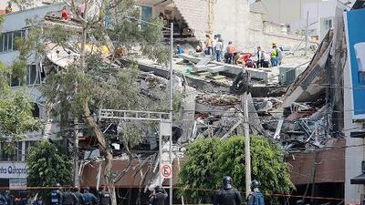 Estos son los gentrificados vecindarios mexicanos que han estado en el foco del terremoto