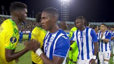 Jamaica vs. Honduras