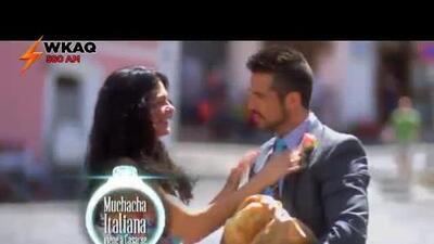 """""""Muchacha italiana viene a casarse"""" nuevo ofrecimiento de Univisión PR"""
