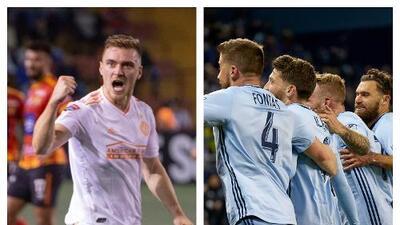 Camino a cuartos: Atlanta busca la remontada, Sporting KC la confirmación de su superioridad