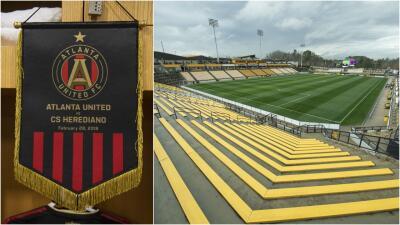 Atlanta United, en busca de la remontada ante Herediano, tiene que jugar fuera de su casa