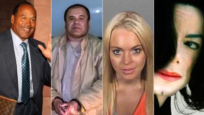 Los juicios más mediáticos de los EE.UU