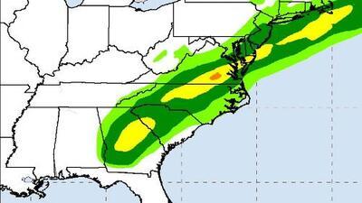 Pronóstico de la trayectoria de Michael, ahora tormenta tropical