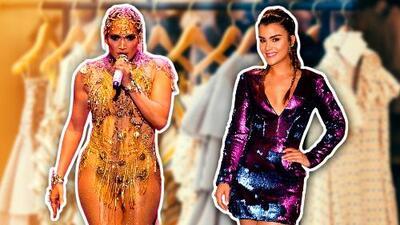 Clarissa Molina a lo JLo: su vestido es de la misma diseñadora que Jennifer López (Clarissa fue primero)