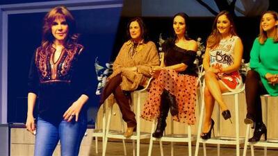 """""""Somos las peores"""": actriz Rebecca Jones critica que las mujeres se juzguen entre si"""