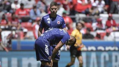 Panorama del descenso en la Liga MX: Veracruz, prácticamente sentenciado a la desgracia