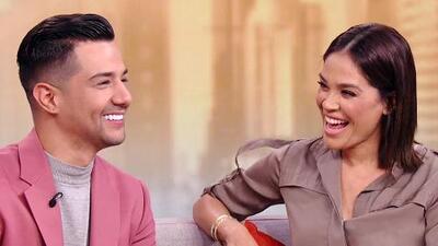 Karla Martínez sorprendió a Luis Coronel con una avalancha de preguntas sobre su vida romántica, ¿se las respondió?