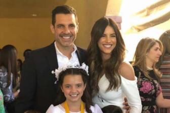 El tiempo lo cura todo: Gaby Espino y Cristóbal Lander, juntos y sin rencores, por su hija