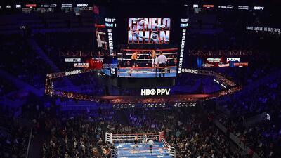 Saúl  'Canelo' Alvarez vs. Amir Khan round por round