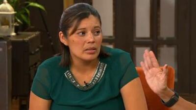 Laura - 'Por pertenecer a un grupo me tengo que meter con hombres'