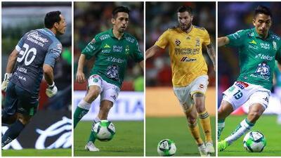 ¡El equipo para la Final! Jesús Bracamontes eligió a los mejores jugadores de Tigres y León