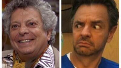 Frankie Rivers se burla de Eugenio Derbez