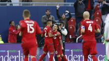 Triunfo 3-2 sobre Chicago no le alcanzó a Toronto para evitar partido de eliminación