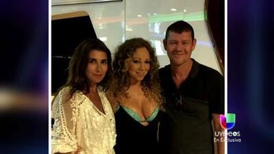 GYF digital: Mariah Carey y su novio billonario pasean por Europa bien felices