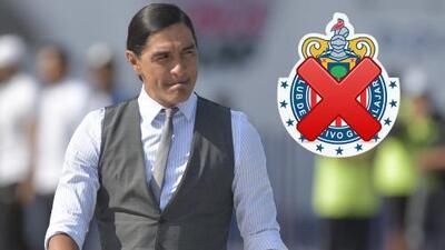"""Palencia sobre ser DT de Chivas: """"No es sensato escuchar ofertas cuando tienes trabajo"""""""