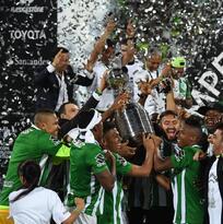 Atlético Nacional se consagró campeón de la Copa Libertadores
