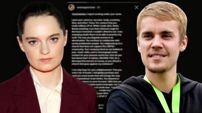 La esposa de la actriz Ellen Page arremete contra Justin Bieber por no pagarle bien