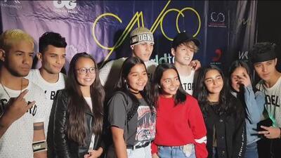 Fans de CNCO activaron las alarmas de seguridad en su intento por conocer a los jóvenes cantantes