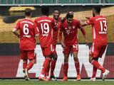 Bayern Múnich camina al título gracias al doblete del juvenil Musiala
