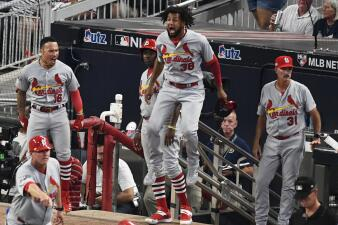En fotos: La victoria de los Cardinals en Atlanta