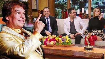 Omar Chaparro tiene razones para sospechar que es hijo de Juan Gabriel (pero Karla y Francisca también)
