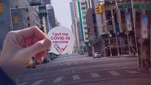 Nueva York podría ofrecer vacunas contra el covid-19 a turistas que visiten la ciudad