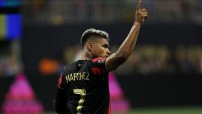 Josef Martínez, el hombre récord del Atlanta United