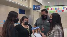 Entrenan a los empleados del aeropuerto de San Antonio para detectar tráfico humano